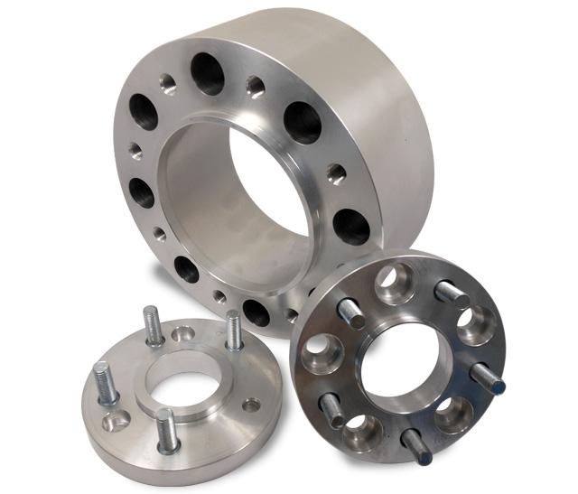 Wheel Hub Adapter Rings